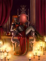 Commission: Sentrick by iara-art