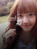 Sweety Butterfly PSD by NaensiMinako