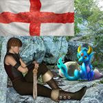 St. George's Day by cazcastalla