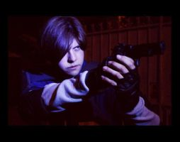 Leon S Kennedy Cosplay by LeonStefantKennedy