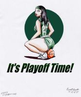 It's Playoff Time by ImfamousE