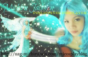 CosCard Back Side by MichiruPLANET