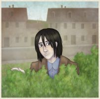 little Snape by Loony-Lucy
