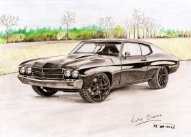 Chevelle SS by VSales