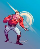 Flash Gordon by sdowner