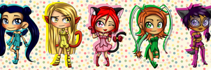 Mew mew style, mew mew grace! by Ch4rm3d