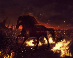 Elemental - Fire by artorifreedom