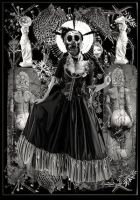 Madame LaMorte by the-surreal-arts