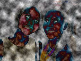 Solarized friends by CrystalAlice