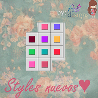 +Styles new by Polidesigns