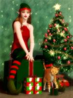 Season's Greetings by RavenMoonDesigns