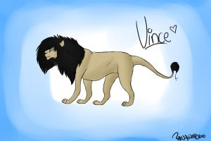 Vince - OC by Rainy-Wolf