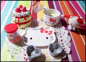 .Hello.Kitty.Cooking. by BloodCross