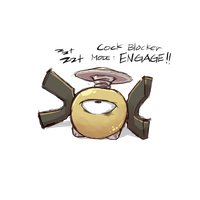 Magnemite: Ben's Little guardian by MasterPloxy