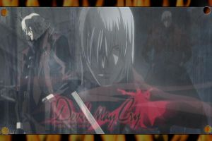 Dante - DMC Anime by Silverwind3D