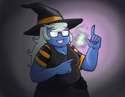 Witchy Redraw by pocket-arsenal