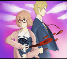 Beyond The Boundary by LizzieBCT