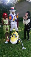 Space Dandy Group Cosplay part 2 by DuBsTePLIFE
