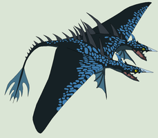 HTTYD Base 65~Seashocker 1~ by Xbox-DS-Gameboy