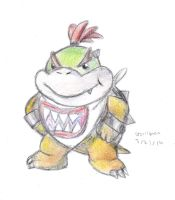 Bowser Jr. by DrChrisman