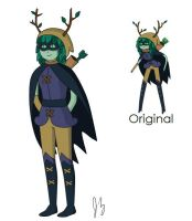 Huntress Wizard by the0ne1