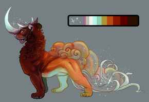 SPARKLE ADOPT AUCTION 1/3 (CLOSED) by Prayke