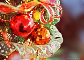 Chrismas lights by Gandrabur