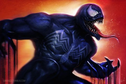 Venom_2 by Rats-in-the-van