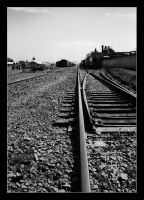 Railroad lines by Zefhar