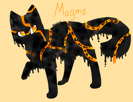 Magma by SoulCats