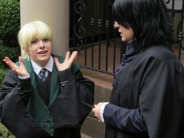 Draco doesn't seem to get it by Catchmewithyourlips