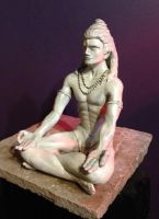Shiva sculpt3 by deuxleon