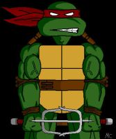 Mad Raph by DeathSpikes