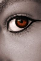 Egyptian Eye by Ms-Mad-Hatter