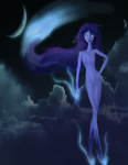 RotG OC - Falling Star by The-Concept-Artist