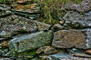 Stacked stones by forgottenson1