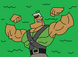 Jorgen Von Strangle 02 by javix94