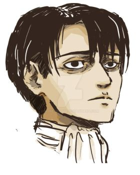 Levi sketch by Honeypown