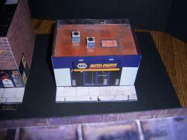Auto Parts Store by MisterBill82