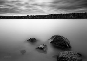 Black Rocks by Nitrok