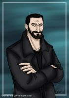 ArtTrade: Richard Armitage by wolfanita