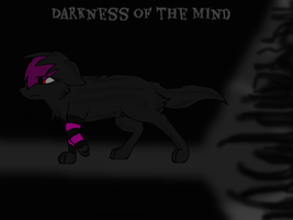 Darkness of the Mind - cover by AirenNova