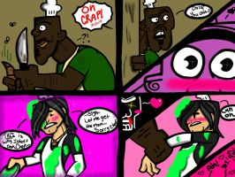 Total Drama Yaoi! Chef HatchetxChris McLean! by YaoiLover113