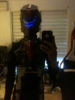 Dead Space 2 Advanced Suit by SeanSumagaysay