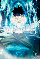 Gray Fullbuster - Iced Shell by TifaxLockhart