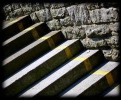 taking steps by awjay