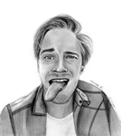 PewDiePie by iKammy