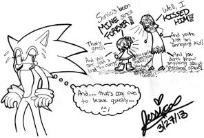 What SHOULD Have Happened in Sonic '06 by TuxSonic