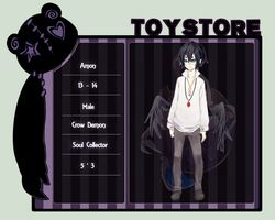 Toy Store: Amon by noizi