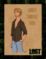 James 'Sawyer' Ford by c-t-supahfly